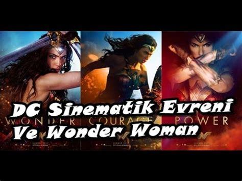 Dc Sinematik Evreni ve Wonder Woman   Sinema, TV, DVD ...