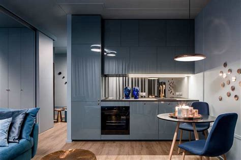 + de 20 ideas de colores para una cocina pequeña 2021 | MINTO