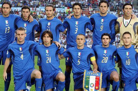 De campeón del Mundo con Italia en 2006 a terminar jugando ...