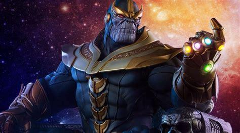 De Cómics y Películas!!!!...... Thanos.   Robotto.mx