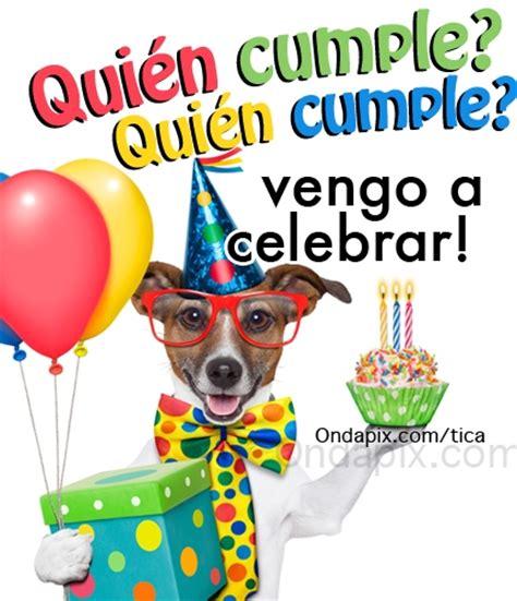 De cumpleaños hoy   Imagui
