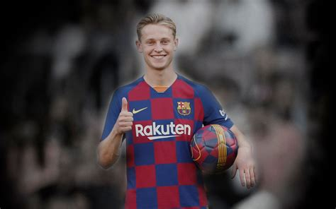 De Jong | Player page for the Midfielder | FC Barcelona ...