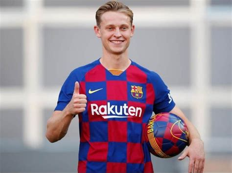 De Jong swayed by Barcelona's 'key player' promise