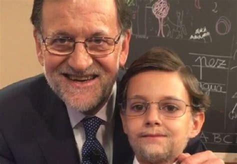 De joven quiero ser Rajoy   Diario16