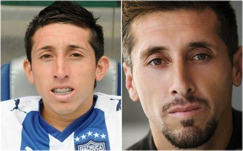 De patito feo a cisne: el cambio del futbolista mexicano ...