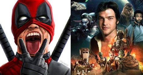 Deadpool 2 vs Han Solo: Which Movie Will Do Better At The ...