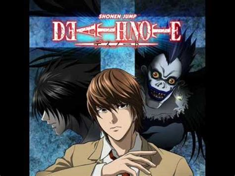 Death Note OST 1   01 Death Note   YouTube