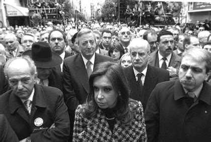 Death of Néstor Kirchner: Jewish leaders praise late ...