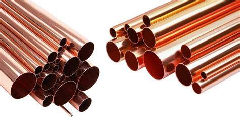 Debido a la gran maleabilidad del metal, los tubos no ...
