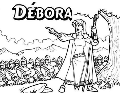 DÉBORA, JUEZ DE ISRAEL Jueces 4 Tras la muerte de Josué ...