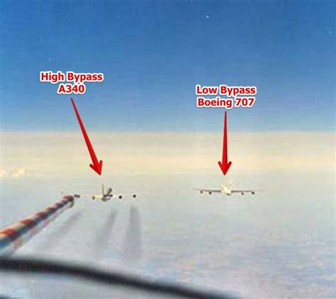 Debunked: High Bypass Turbofans do not make Contrails ...