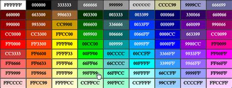 Declaración de Colores en CSS – Diseño Web