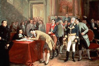 Declaración de Independencia de Estados Unidos de América ...