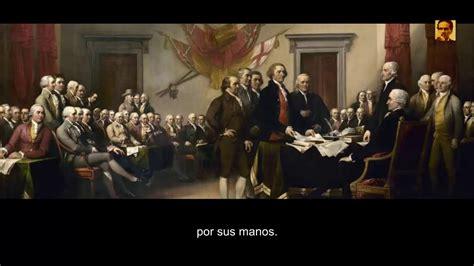 Declaración de Independencia de Estados Unidos   YouTube