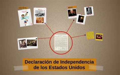 Declaración de Independencia de los Estados Unidos by eoye ...
