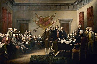 Declaración de Independencia  John Trumbull    Wikipedia ...
