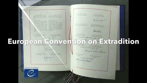 Declaraciones en relación al Convenio europeo de ...
