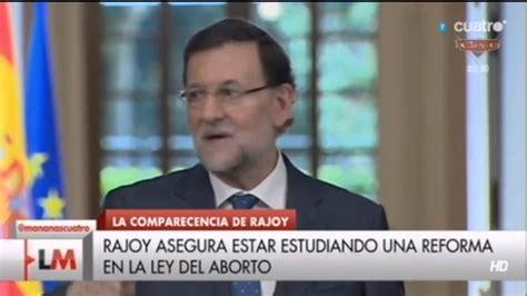 DECLARACIONES MARIANO RAJOY SOBRE PODEMOS HOY 1 DE AGOSTO ...