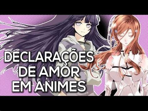 DECLARAÇÕES DE AMOR DOS ANIMES   Fred | Anime Whatever ...