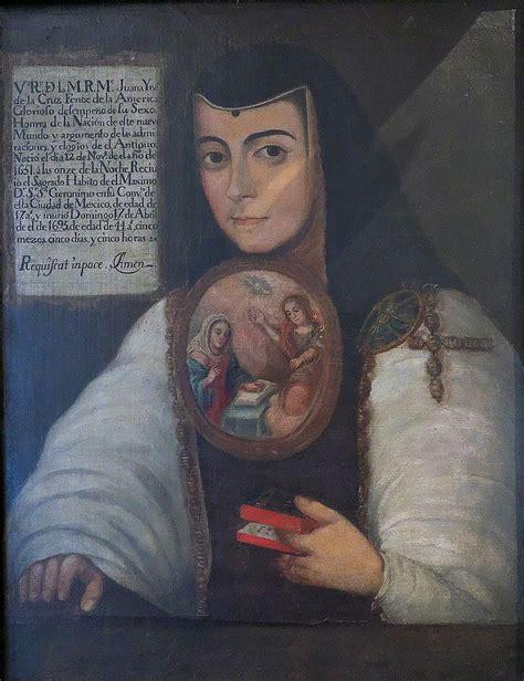 Declaran mujer ilustre a Sor Juana Inés de la Cruz   Muy ...