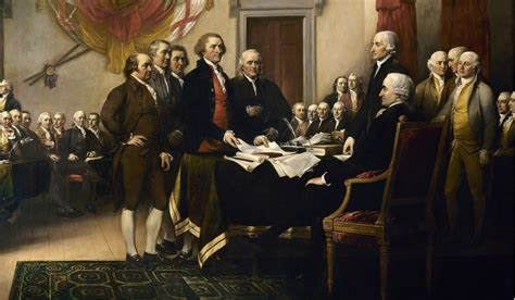 Declaration of Independence: More Radical Than the Men Who ...