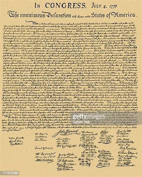 Declaration Of Independence Stock Photos and Pictures ...