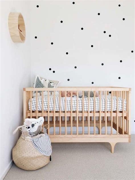 Déco chambre bébé fille et garçon en style scandinave pour ...
