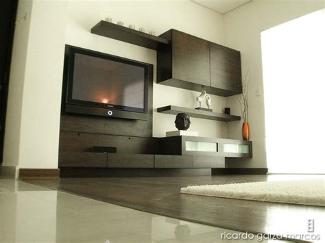 decora y disena: Muebles de TV para Salas