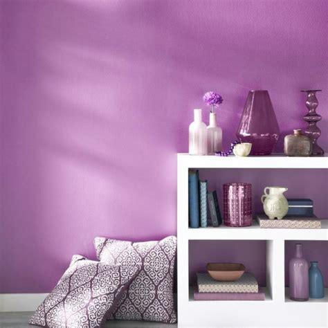 Decora y pinta las paredes en violeta, morado o lila ...