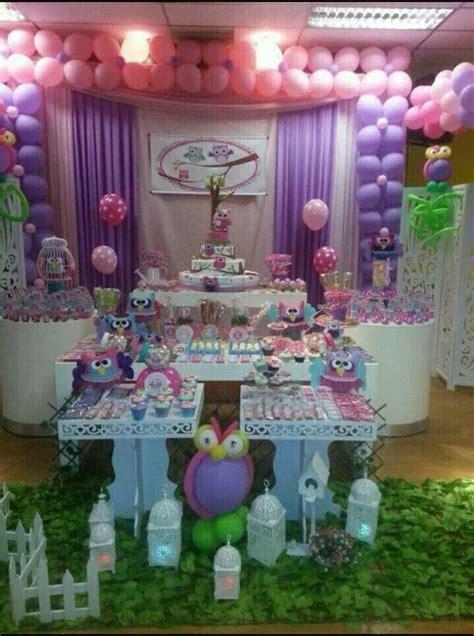 Decoración Buho para mesa de Torta.. | Cumple | Pinterest ...