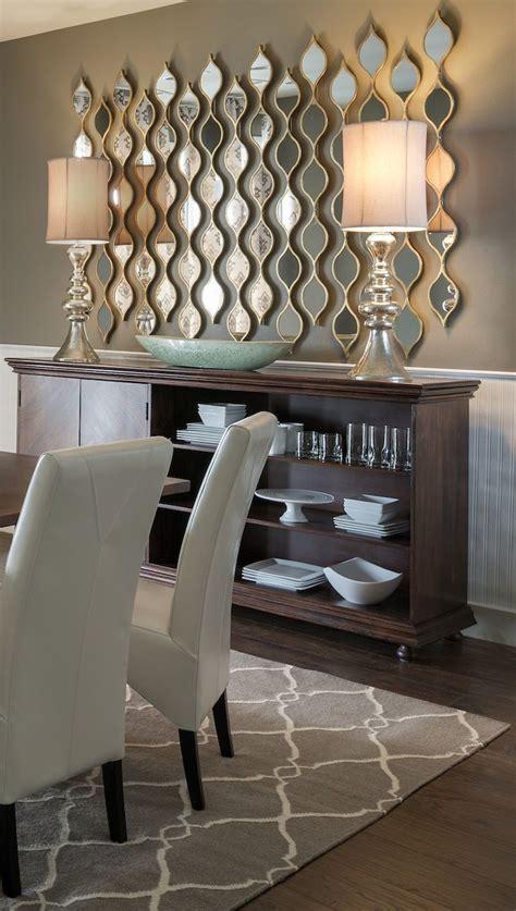 decoracion con espejos   Como Organizar la Casa