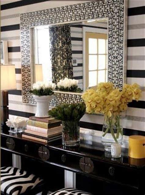 decoracion con espejos cuadrados   Decoracion de ...