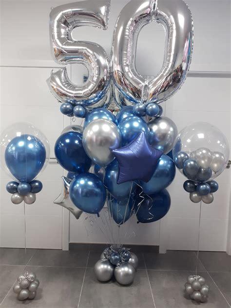Decoración con globos de Todo Fiesta: DECORACIONES PARA ...