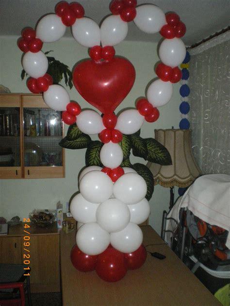 Decoración con globos para bodas Valencia   Casa de globos ...