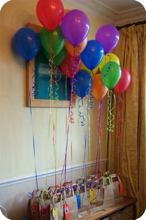 Decoración con Globos para Cumpleaños Infantiles | Fiestas ...