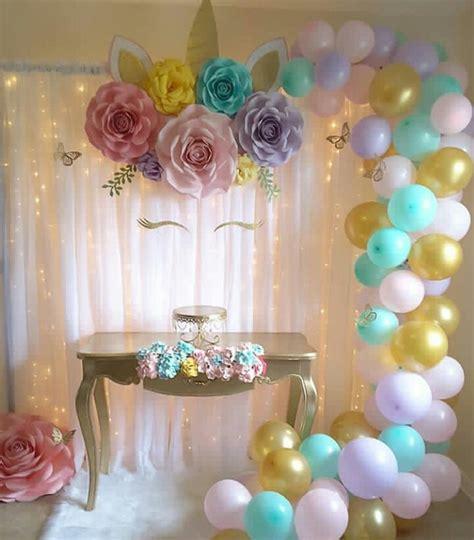 Decoracion Con Globos Para Eventos Fiestas Cumpleaños ...