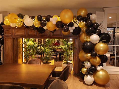 Decoración con globos,la tendencia top en eventos de empresa