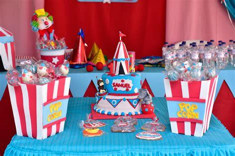 Decoracion cumpleaños 1 añito Circo   Decoraciones Tematicas