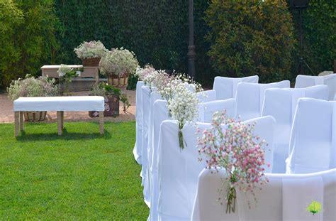 Decoración de bodas con flores   Blumenaria