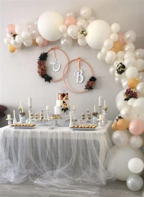 Decoración de bodas con globos: Centros de mesa y adornos