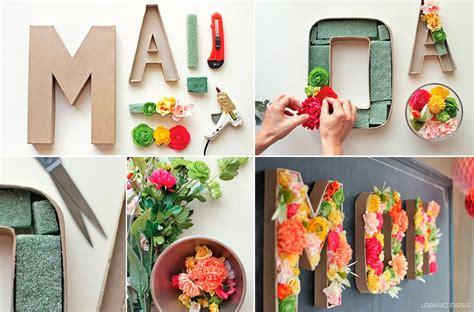 Decoración de bodas, DIY: Letras con flores para decorar ...