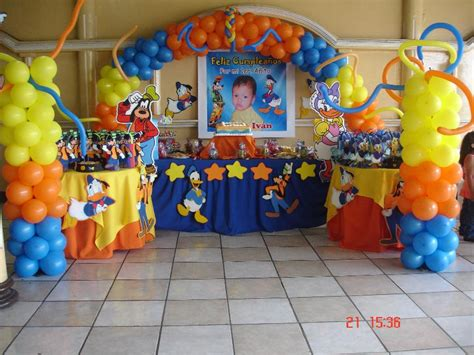 Decoración de Casas para Fiestas Infantiles