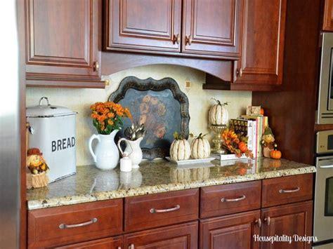 Decoracion de cocinas para este otoño   50 ideas cálidas