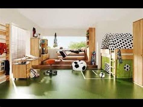 Decoracion de cuartos de futbol de niños 2   YouTube
