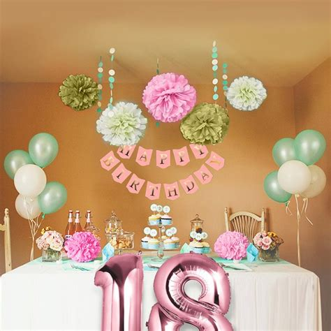 Decoración de cumpleaños – Ideas sencillas para celebrar