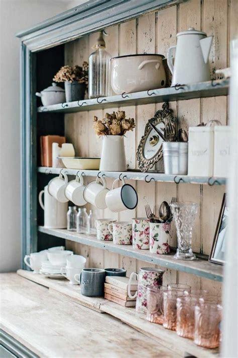 Decoración de estantes de cocina: Ideas locas y bonitas ...