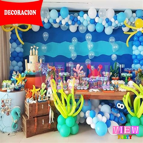 Decoracion De Fiesta Infantil Alquiler Festejo   Bs. 500 ...