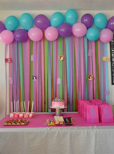 Decoración de fiestas de Cumpleaños [94 imágenes ...