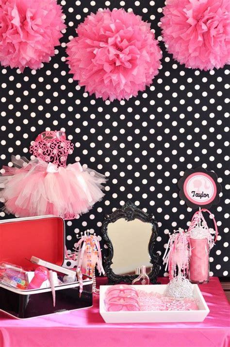Decoración de Fiestas Infantiles de Barbie | Fiestas y ...