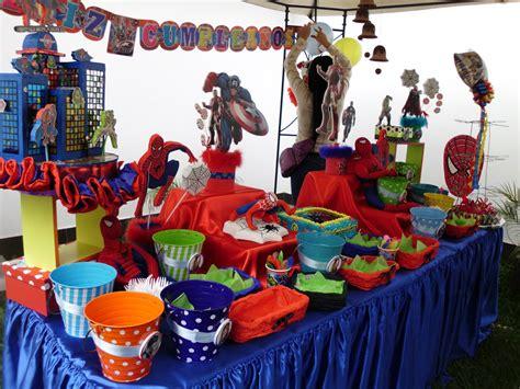 Decoraciòn de fiestas infantiles y cumpleaños en Lima ...